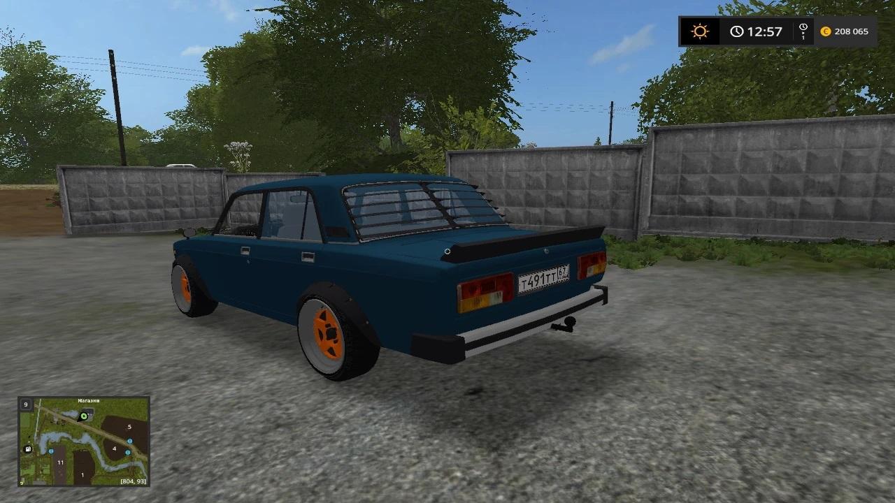 VAZ 2105JDM V1.0