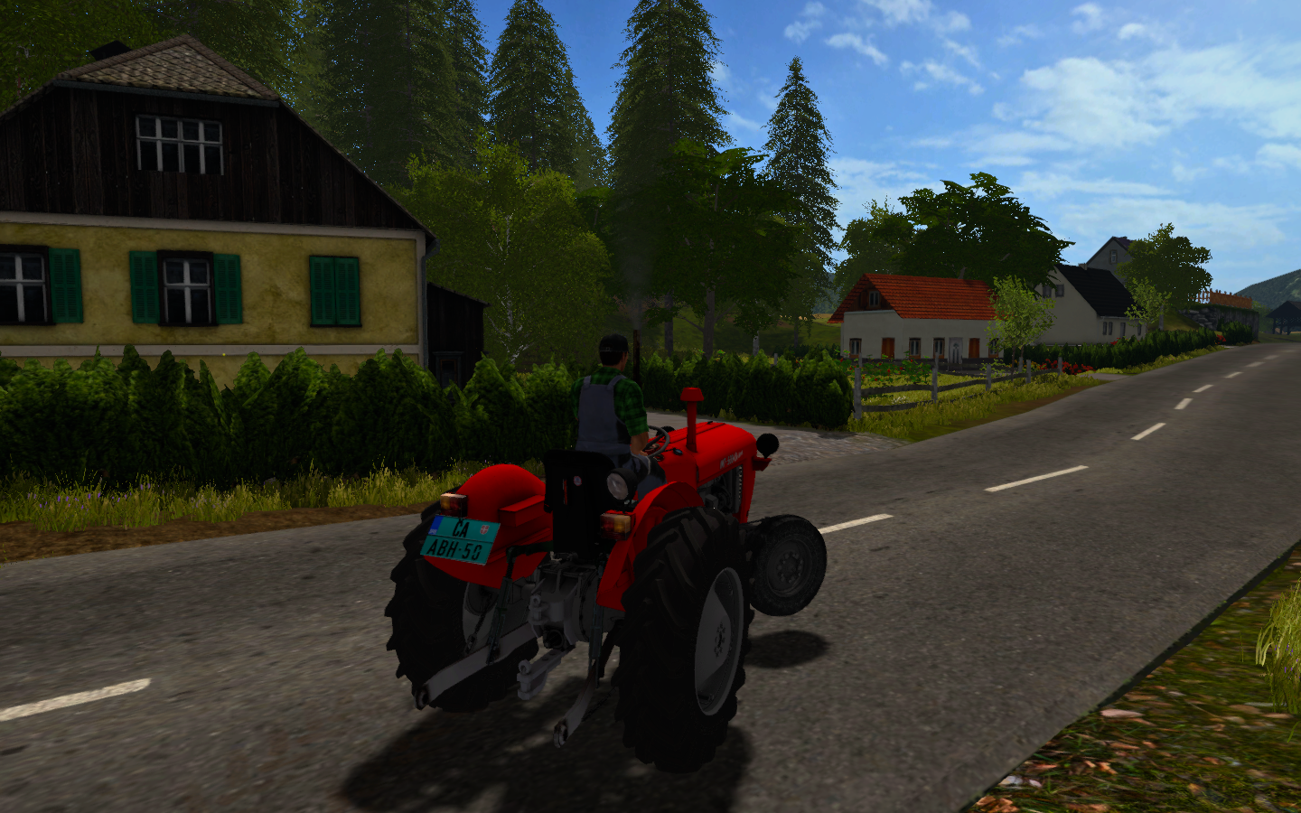 IMT 533 DeLuxe Converted V1